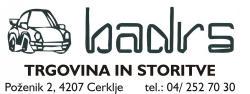 BADRS logo