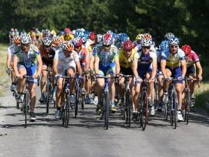 kolesarji Bohinj
