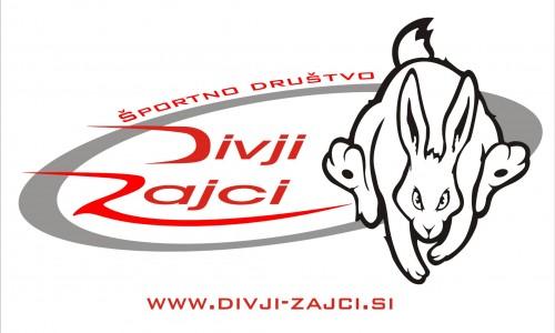 Logo Divji zajci